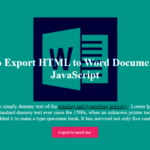 export-html-to-word-document-with-hyperlink-in-javascript