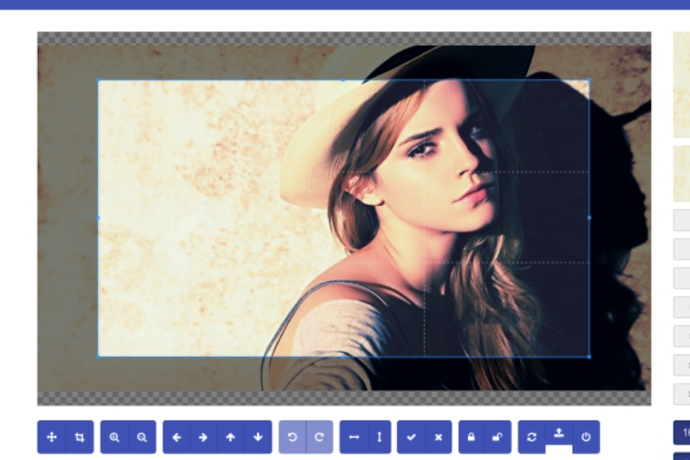 Feature Rich Image Cropping Plugin with Live Preview - Cropper