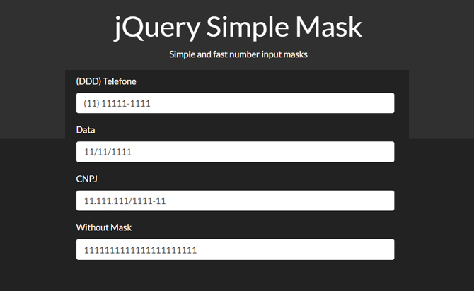 Simplest-Number-Input-Mask-Plugin-with-jQuery-Simple-Mask