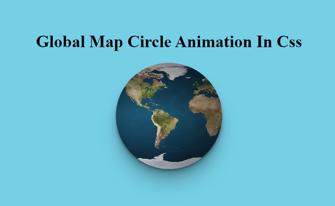 animated-world-map-in-css