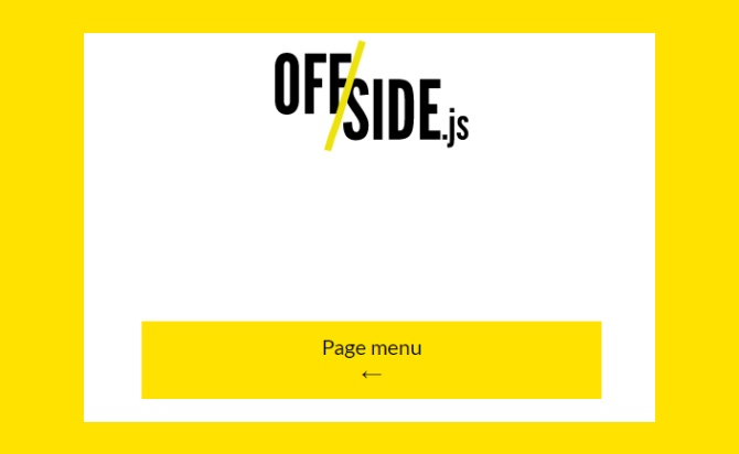 Offside.js-off-side-menu
